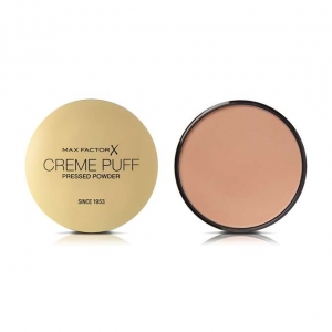 41 MEDIUM BEIGE MAX FACTOR CREME PUFF PUDER
