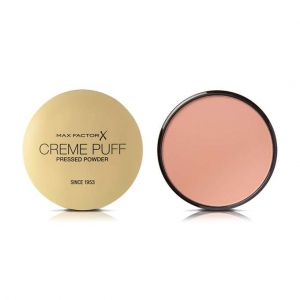 53 TEMPTING TOUCH MAX FACTOR CREME PUFF PUDER