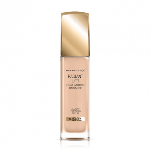 55 GOLDEN NATURAL MAX FACTOR RADIANT LIFT SPF30 PODKŁAD DO TWARZY