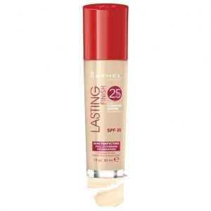 RIMMEL LASTING FINISH 25H PODKŁAD 010 LIGHT PORCELAIN
