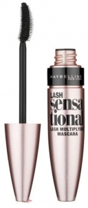 MAYBELLINE TUSZ DO RZĘS LASH SENSATIONAL BLACK 9,5 ML