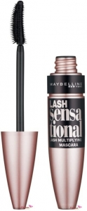 MAYBELLINE TUSZ DO RZĘS LASH SENSATIONAL INTENSE BLACK 9,5 ML