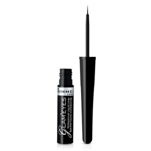 RIMMEL EYELINER GLAM'EYES 001 BLACK 3,5ML