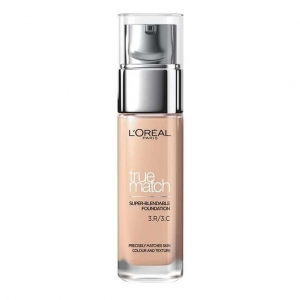 LOREAL TRUE MATCH PODKŁAD 3R/3C BEIGE ROSE 30ML