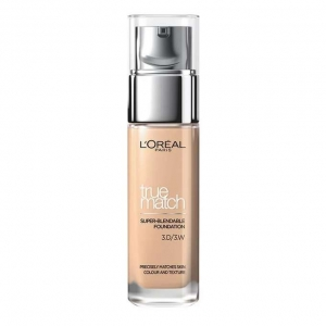 LOREAL TRUE MATCH PODKŁAD D3/W3 GOLDEN BEIGE 30ML