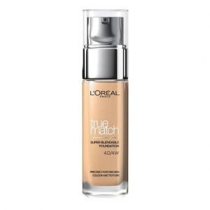 LOREAL TRUE MATCH PODKŁAD D4/W4 GOLDEN NATURAL 30ML