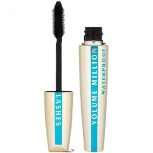 LOREAL VOLUME MILLION LASHES WATERPROOF TUSZ DO RZĘS 9ML
