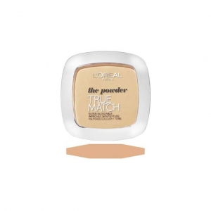 LOREAL TRUE MATCH PUDER ADAPTACYJNY D5/W5 GOLDEN SAND 9G