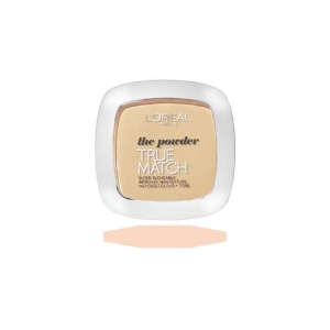 LOREAL TRUE MATCH PUDER ADAPTACYJNY R1/C1 ROSE IVORY 9G