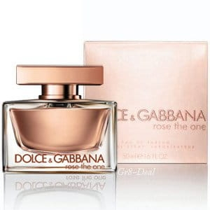 Dolce & Gabbana Rose The One Perfume EDP 50ML