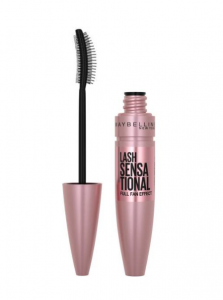 MAYBELLINE TUSZ DO RZĘS LASH SENSATIONAL VERY BLACK 9,5 ML